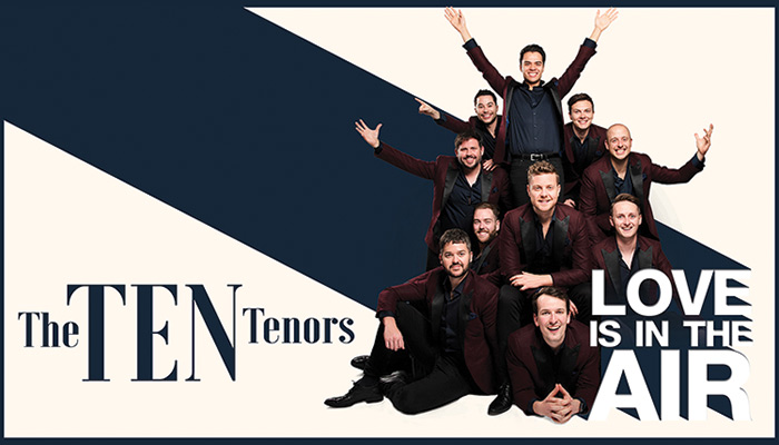 The Ten Tenors Holiday Tour